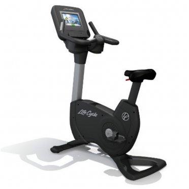 Life Fitness hometrainer Elevation Series 95C Discover SI Gebruikt